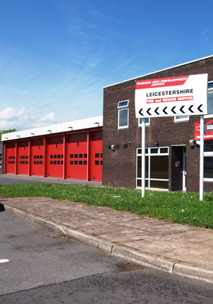 Commercial Fire Service Security