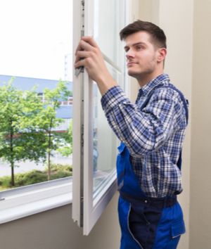 UPVC & Aluminium Double-Glazing Repairs