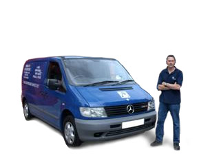 Locksmith and Van